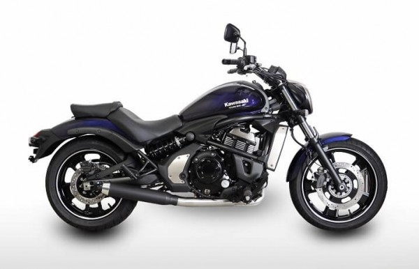 Auspuff,Vulcan S SE C 650,Kawasaki®,Legal, EG/BE, EURO4