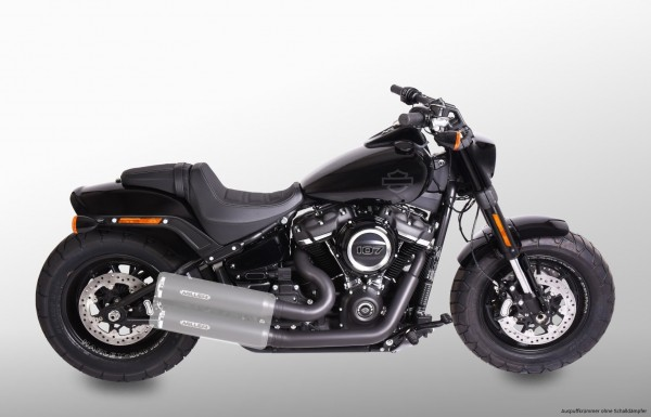 Auspuffkrümmer, Softail ST1, Harley Davidson®,Milwaukee Eight